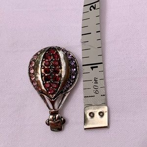 Jewelry - Air balloon brooch